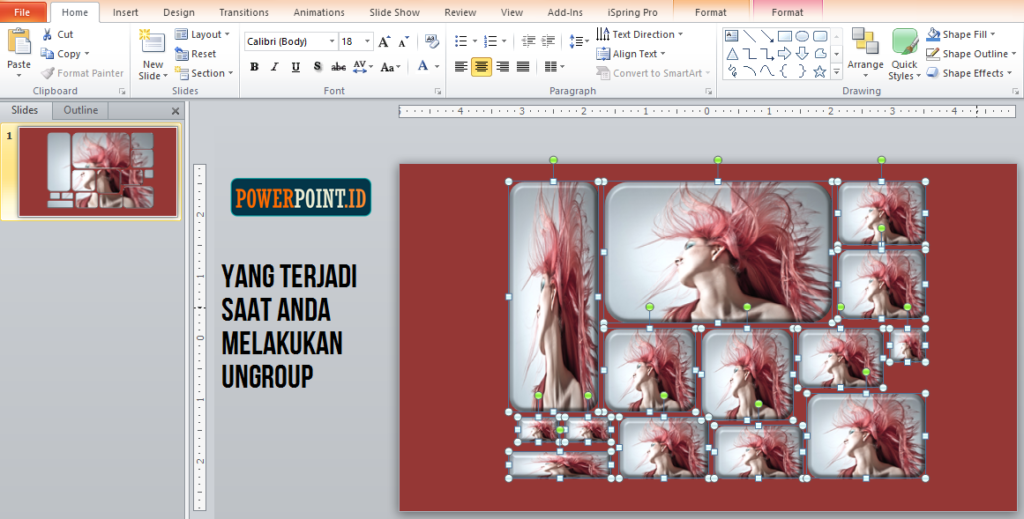 Membuat Photo Strip Menggunakan PowerPoint_5