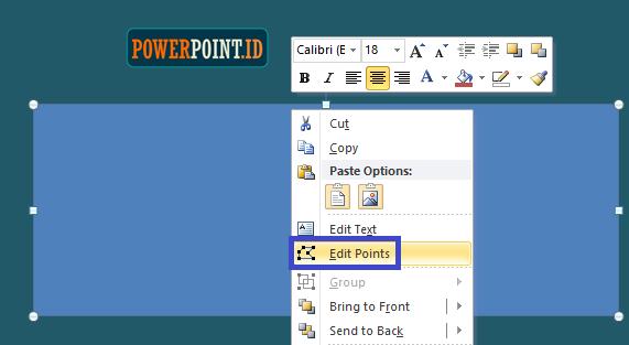 Membuat Flat Shadow dengan PowerPoint_3