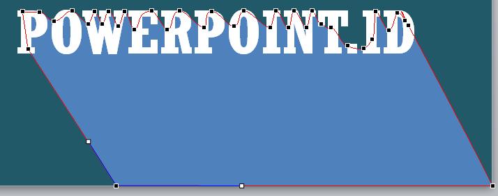 Membuat Flat Shadow dengan PowerPoint_5