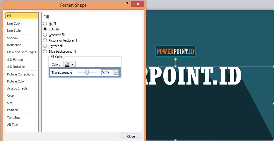 Membuat Flat Shadow dengan PowerPoint_8