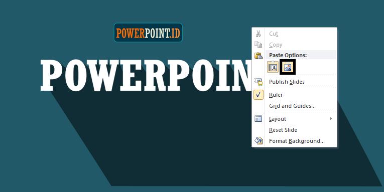 Membuat Flat Shadow dengan PowerPoint_9
