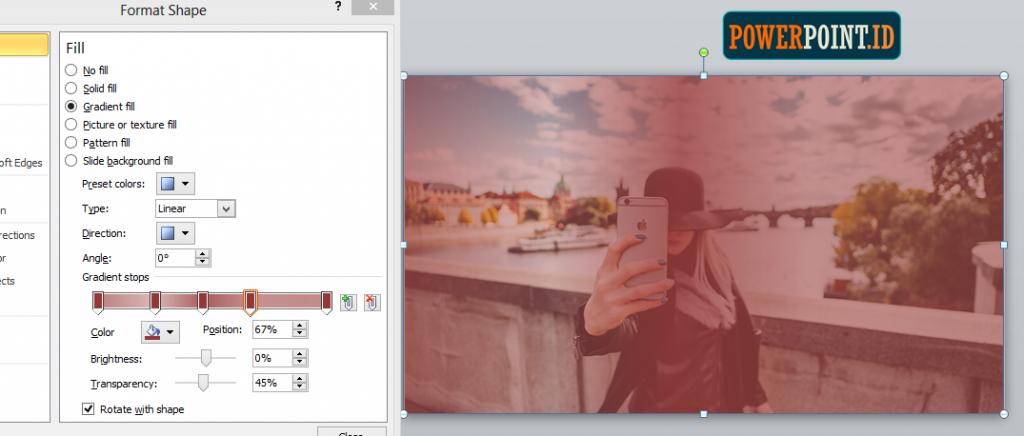 Presentasi Menarik dengan Gradient Background_6