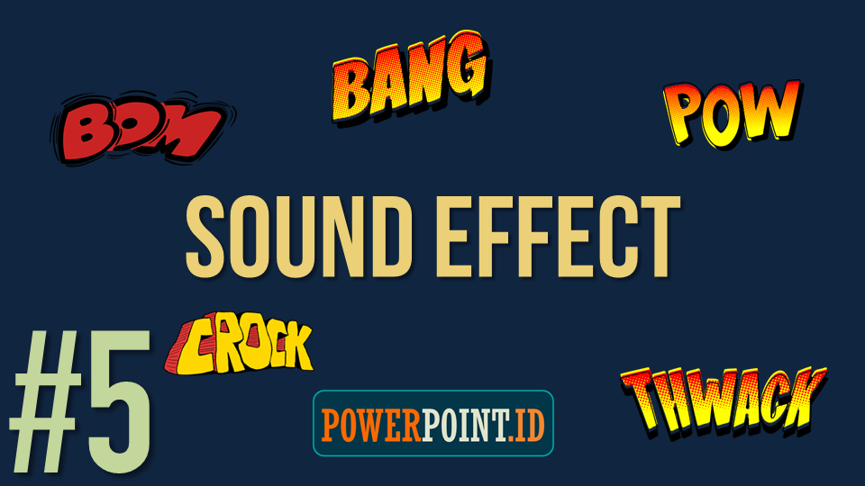 sound effect powerpoint